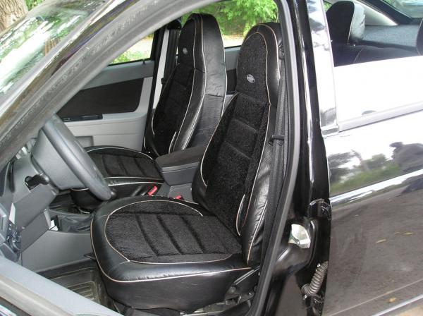 design auto - Автомобильные чехлы ВАЗ 2112 ZA710